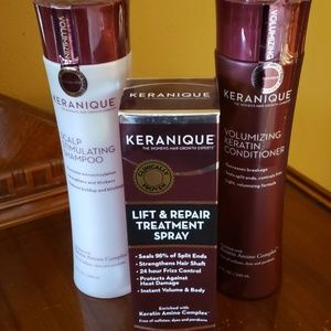 Keranique Volumizing System for Fine/Thinning Hair